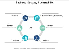Business Strategy Sustainability Ppt PowerPoint Presentation Infographics Clipart Images Cpb