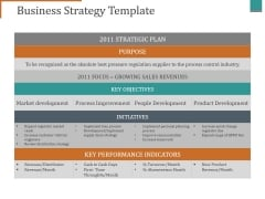 Business Strategy Template Ppt PowerPoint Presentation Infographic Template Graphics Design