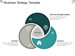 Business Strategy Template Ppt PowerPoint Presentation Styles Deck Cpb