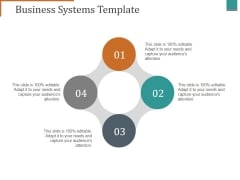 Business Systems Template Ppt PowerPoint Presentation Infographic Template Rules