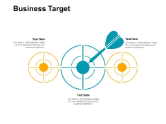 Business Target And Arrows Ppt PowerPoint Presentation Styles Slides