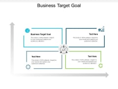 Business Target Goal Ppt PowerPoint Presentation Styles Deck Cpb