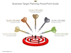 Business Target Planning Powerpoint Guide