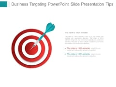 Business Targeting Powerpoint Slide Presentation Tips