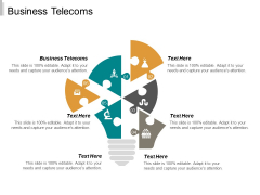 Business Telecoms Ppt PowerPoint Presentation Gallery Slideshow Cpb