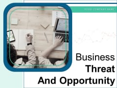 Business Threat And Opportunity Drivers Barriers Business Ppt PowerPoint Presentation Complete Deck