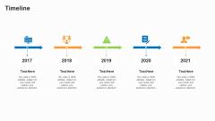 Business To Business Market Segmentation Criteria Timeline Diagrams PDF