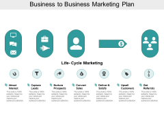 Business To Business Marketing Plan Ppt PowerPoint Presentation Layouts Files