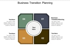Business Transition Planning Ppt PowerPoint Presentation Gallery Infographic Template Cpb