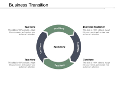 Business Transition Ppt PowerPoint Presentation Show Smartart Cpb