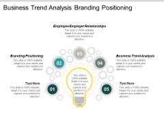 Business Trend Analysis Branding Positioning Employee Employer Relationships Ppt PowerPoint Presentation Infographic Template Templates