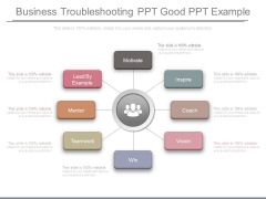 Business Troubleshooting Ppt Good Ppt Example