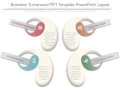 Business Turnaround Ppt Template Powerpoint Layout