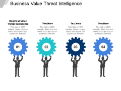 Business Value Threat Intelligence Ppt PowerPoint Presentation Summary Pictures Cpb