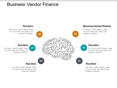 Business Vendor Finance Ppt PowerPoint Presentation Gallery Background Designs Cpb