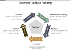 Business Venture Funding Ppt PowerPoint Presentation Inspiration Layout Ideas Cpb