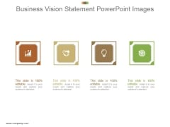 Business Vision Statement Powerpoint Images