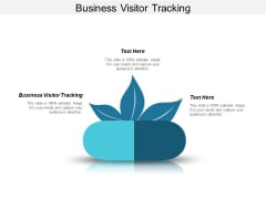 Business Visitor Tracking Ppt PowerPoint Presentation Ideas Format Cpb