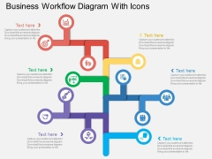 workflow powerpoint templates slides and graphics