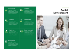 Business Working Condition Social Environment Ppt Professional Format PDF