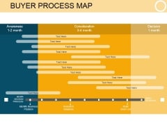 Buyer Process Map Template 2 Ppt PowerPoint Presentation Example