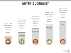 Buyers Journey Ppt PowerPoint Presentation Diagram Ppt