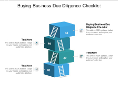 Buying Business Due Diligence Checklist Ppt PowerPoint Presentation Summary Graphic Images Cpb