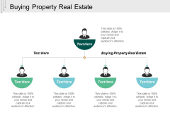 Buying Property Real Estate Ppt Powerpoint Presentation Inspiration Slides Cpb
