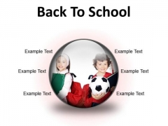 Back To School Education PowerPoint Presentation Slides C