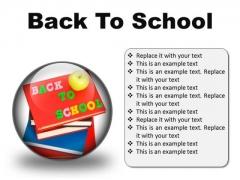 Back To School Future PowerPoint Presentation Slides C