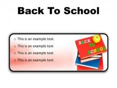 Back To School Future PowerPoint Presentation Slides R