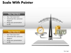 Balance Time And Money PowerPoint Slides And Ppt Diagram Templates