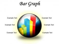 Bar Graph Business PowerPoint Presentation Slides C