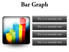 Bar Graph Business PowerPoint Presentation Slides S