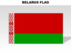 Belarus Country PowerPoint Flags