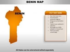 Binin PowerPoint Maps