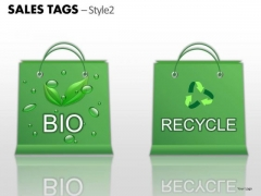 Bio Recycle Bags PowerPoint Slides And Ppt Diagram Templates