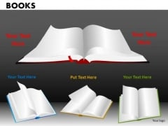 Books PowerPoint Images
