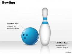 Bowling PowerPoint Presentation Template