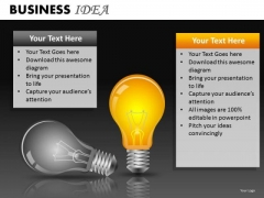 Bright Bulb PowerPoint