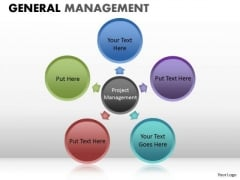 Bubbles Process Diagram Chart PowerPoint Templates
