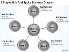 Business Activity Diagram World PowerPoint Templates