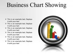 Business Chart Success PowerPoint Presentation Slides Cc