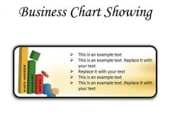Business Chart Success PowerPoint Presentation Slides R