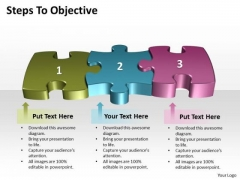 Business Charts PowerPoint Templates Steps To Objective Editable Sales