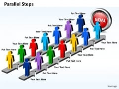 Business Charts PowerPoint Templates Succession Planning Steps