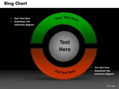 Business Circle Charts PowerPoint Templates Business Ring Chart Ppt Slides