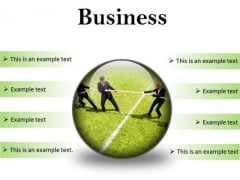 Business Competition PowerPoint Presentation Slides C