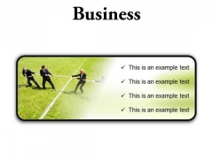 Business Competition PowerPoint Presentation Slides R