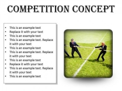 Business Competition PowerPoint Presentation Slides S
